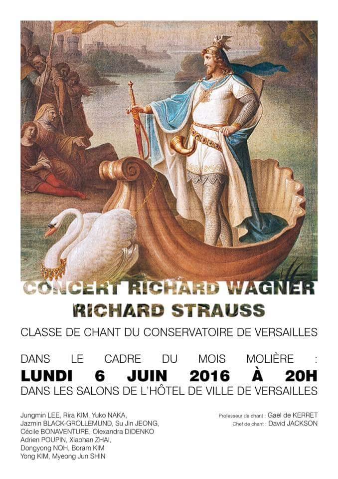 Conservatoire de Versailles Mezzo Soprano