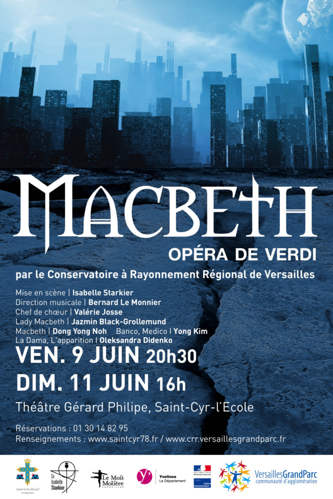 Théâtre Gérard Philipe Mezzo Soprano