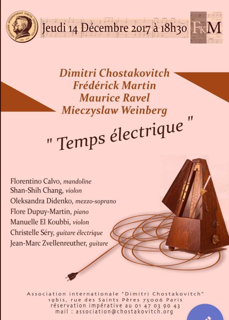 Association Internationale Dimitri Chostakovitch - Mezzo-Soprano
