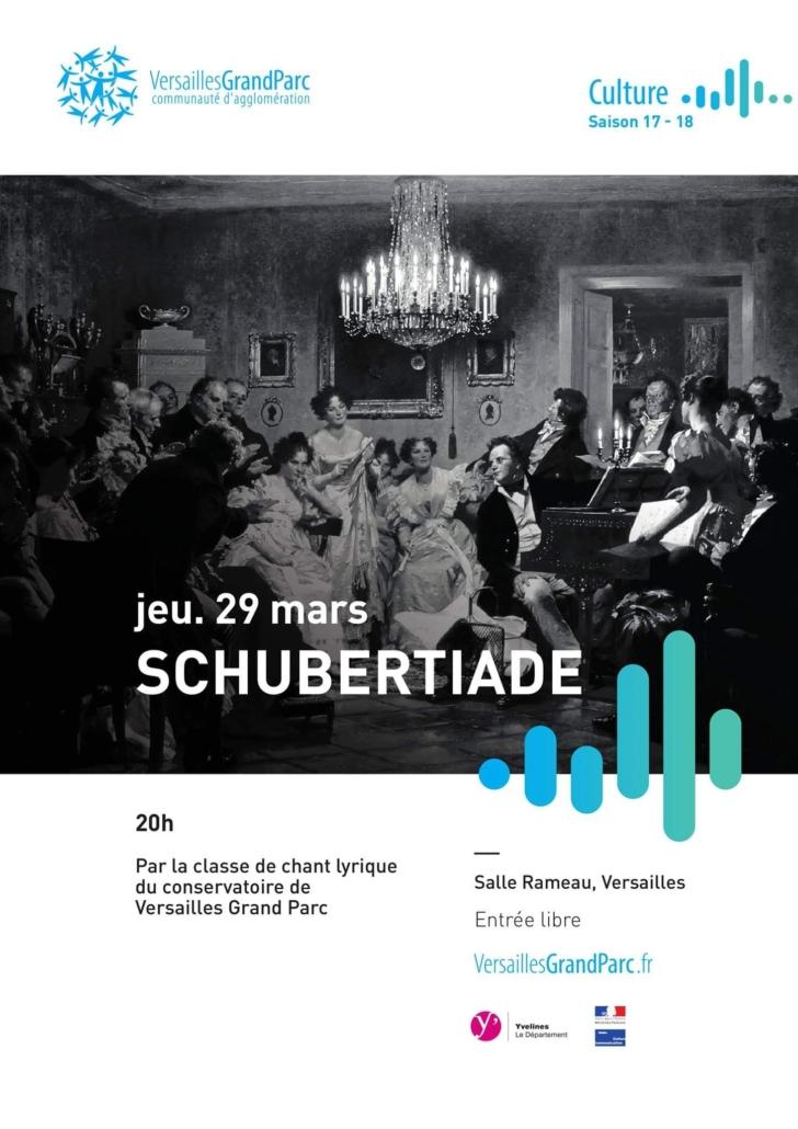 Conservatoire Versailles Grand Parc - Mezzo-Soprano